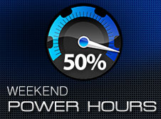 Weekend Power Hours