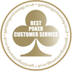 Titan Poker best customer service award