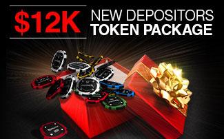 $12K New Depositors Token Package
