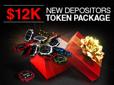$12K New Depositors Token Package