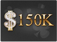 $150,000 Guaranteed