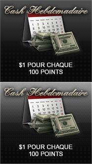 Weekly Cash