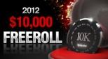 2012 $10,000 Freeroll
