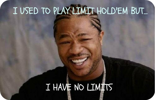 play limit poker