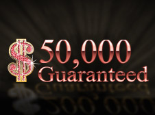 $50,000 Guaranteed