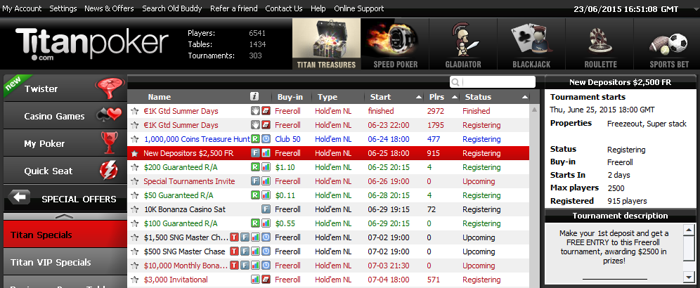 Variance pokerstars