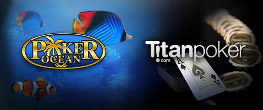 Titan Poker welcomes Poker Ocean players