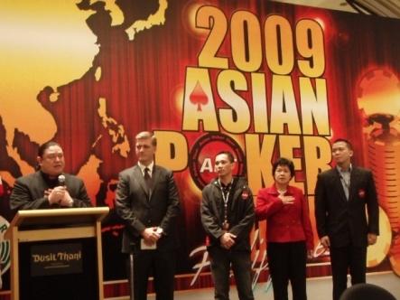 Asian poker classic 2009