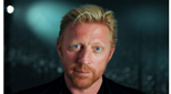 Boris  Becker plays poker