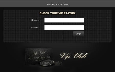 Kolla din VIP-status