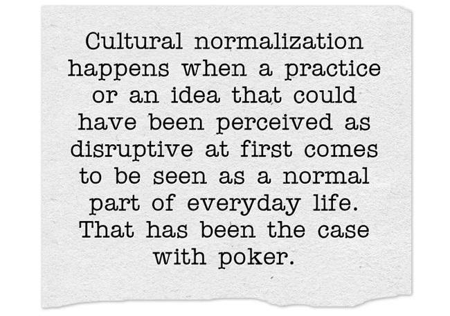 cultural normalization