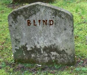 'Мертвый' блайнд