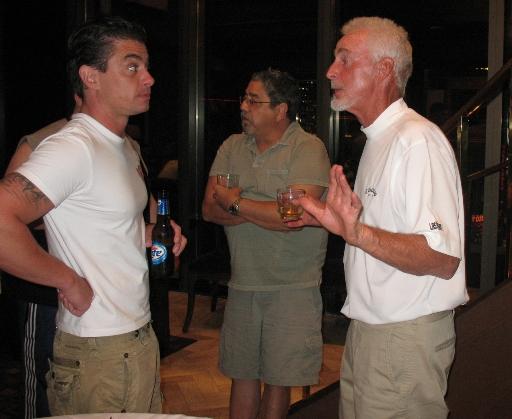 Denis Tony friend