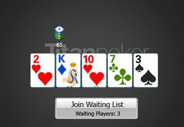 Bank online poker88