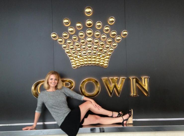 Gillian Epp Aussie Millions