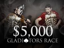 $5,000 Gladiators Race