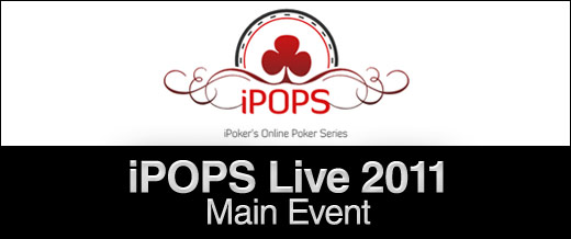 iPOPS Live Main Event