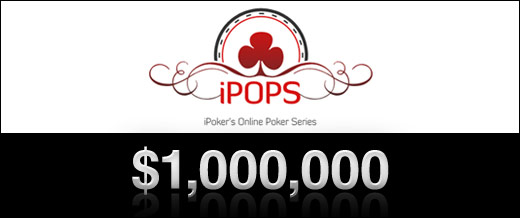 iPOPS $1,000,000 poker series