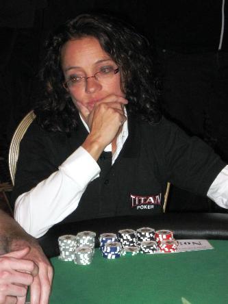 Irene van Loon keeps her focus
