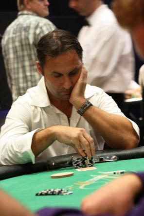 The end has arrived for Titan Poker's Jeanluc Dutto