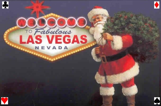 poker christmas in vegas