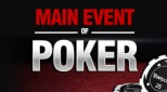 Main Event of Poker