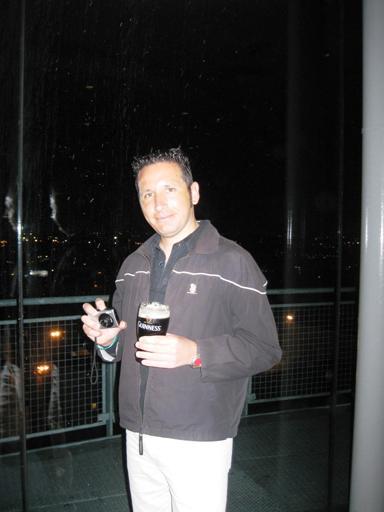 Titan Poker's Pablo Zabornik enjoys a pit