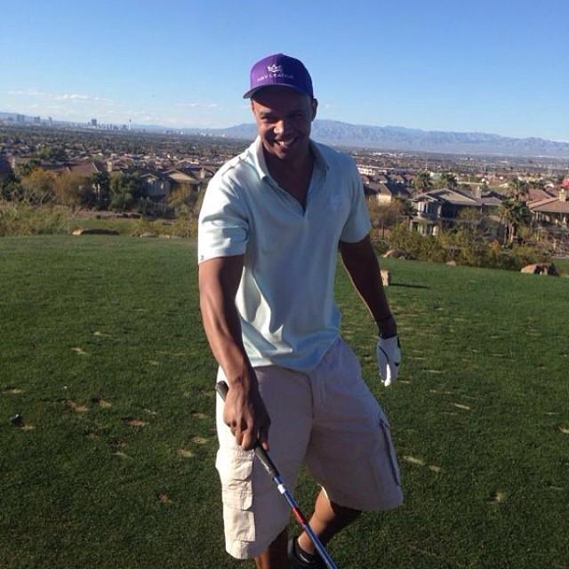 Phil Ivey golf