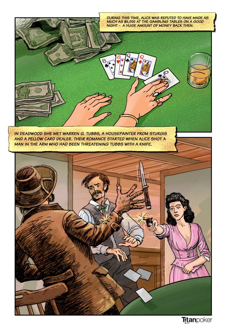 poker alice - famous frontier gambler - page 4 -shooting - titanpoker