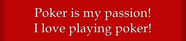Poker Leidenschaft
