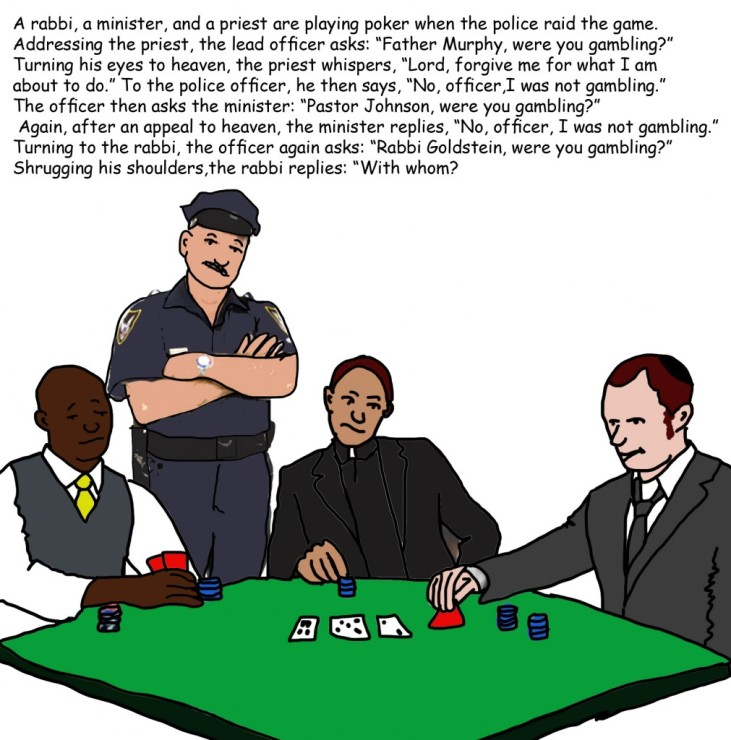 Casino Jokes One Liners