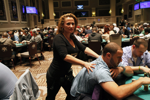 poker massages