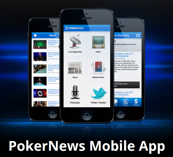 Poker News Mobile App