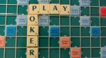 poker and scrabble