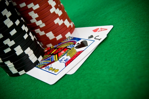 stack de poker