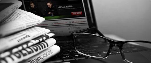 Titan Poker's Current Press Release