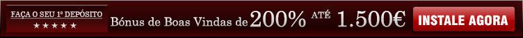 200% ATÉ 1.500€