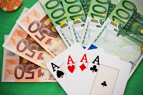 poker real money
