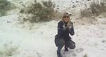 Nieve en Las Vegas