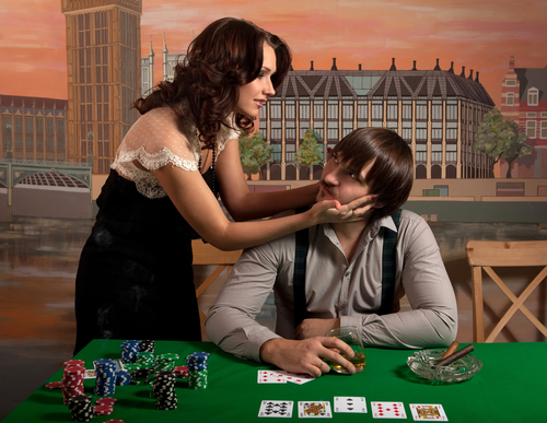 Play poker online with real money