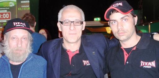 Renzo Talpo, Alessandro Jaretti Sodano et Roberto Moioli
