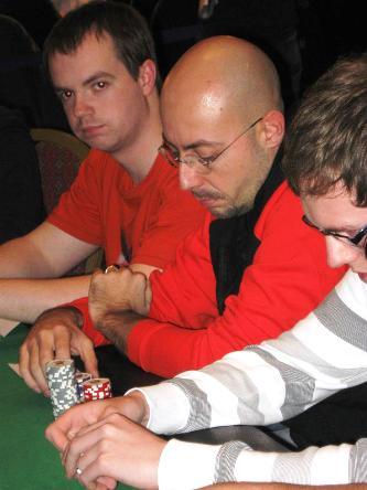 Titan Poker player Natali Tiberio