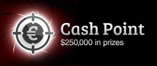 Cash Point Poker Promotion