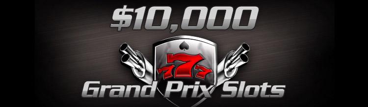 Grand Prix slots races