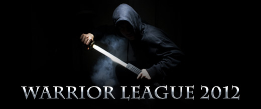 Warrior League 2012