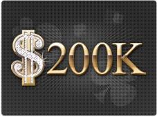 $200,000 Guaranteed