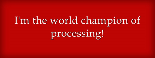 world champion of online payment processing