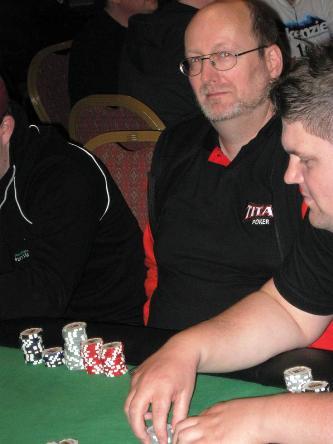 Titan Poker player Gerhard Onken