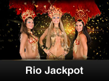 €20,000 Rio Progressive Jackpot