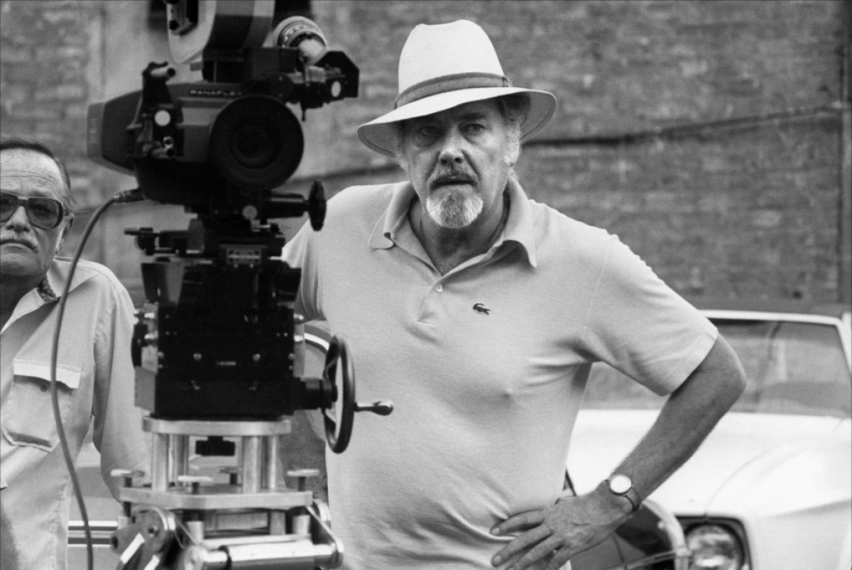Robert Altman film director